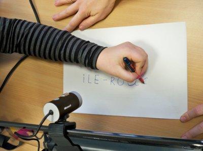 Dernière séance du module vidéo avec les ateliers relais