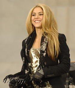 Article 6 Shakira