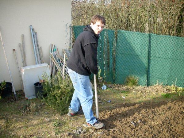 f.bl en mode jardinage