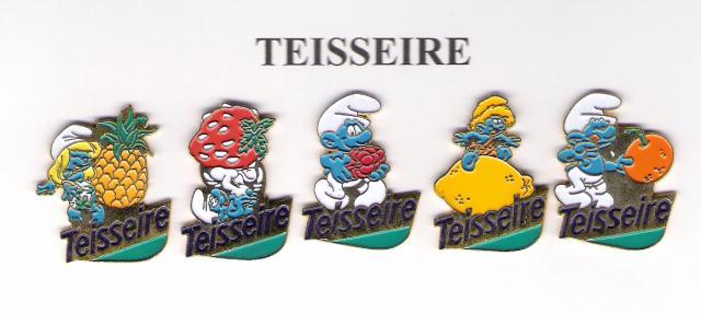 """Série """"TEISSEIRE"""""""