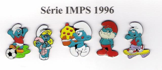 Série complète IMPS 1996