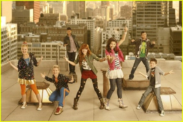 Shake it up saison 2