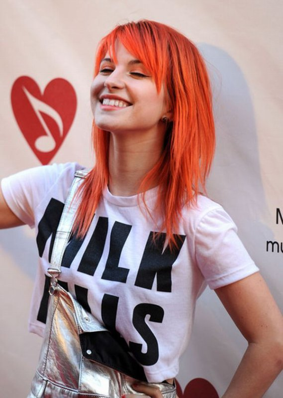 Hayley Williams By Paramore♥