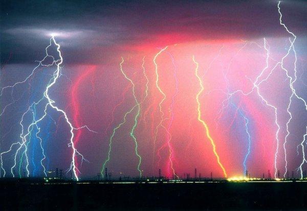 J'adore la foudre, le tonnerre, l'orage