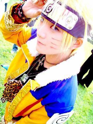 les cosplay naruto ♥