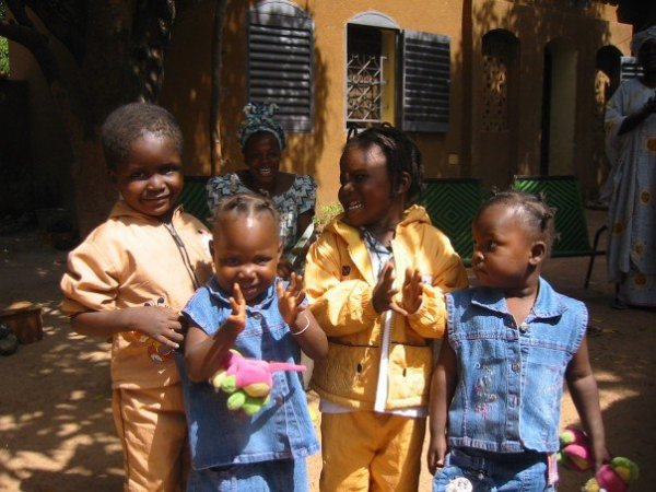 mes petits Africains ♥ !