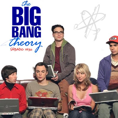 THE BIG BANG THEORY♥