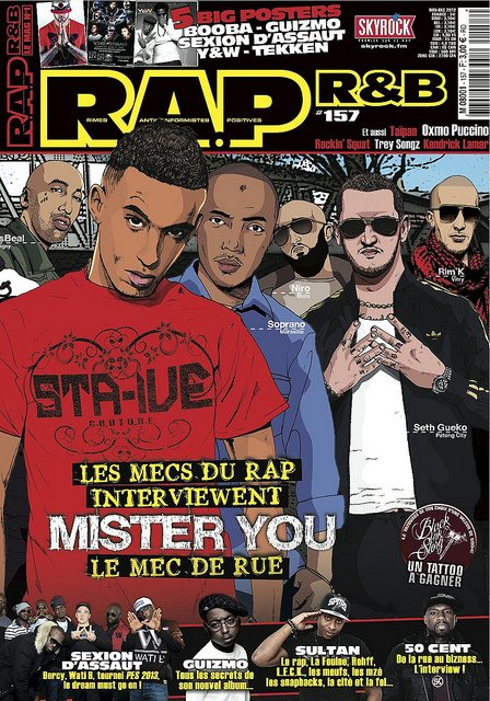 lacrim et Mister you