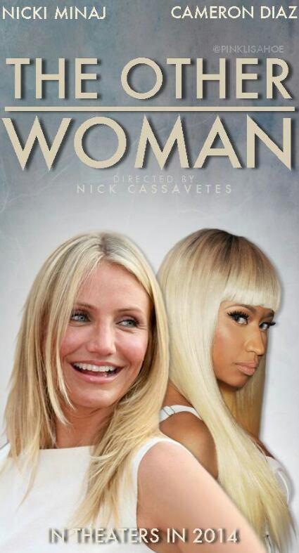 Nicki minaj on The Other Woman