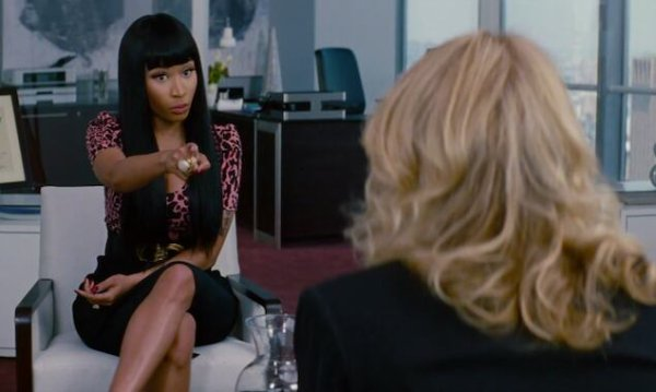 Nicki minaj on The Other Woman