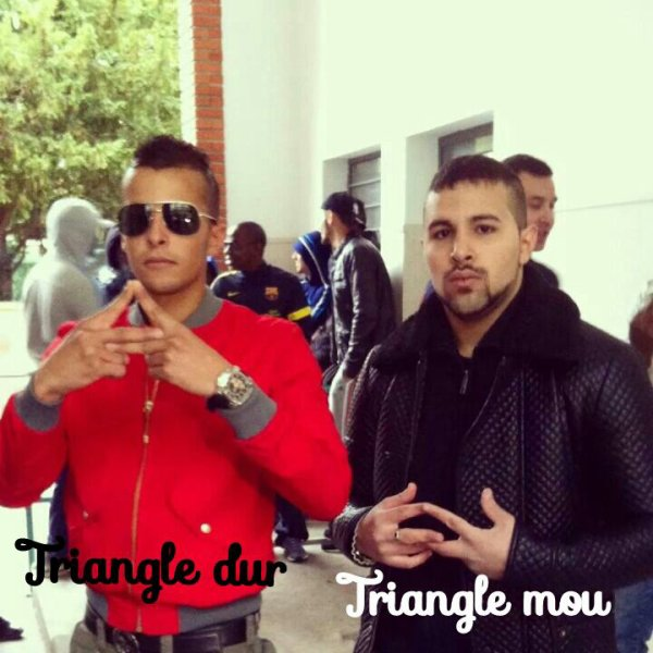 Mdr Triangle D'or, chacun sa façon hein Volts x')