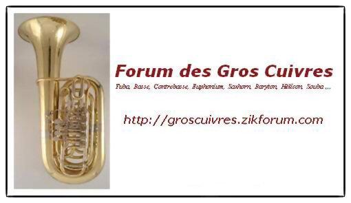 Forum des Gros Cuivres