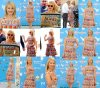 Dianna en Italie+ quelque membre du cast au TCA + le cast au TCA All star party