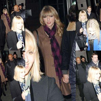 Stills de l'épisode Glee Actually + Plusieurs acteurs au Trevor Project + Dianna Agron qui quitte New-York.