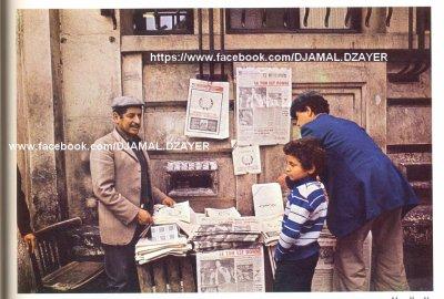 MARENGO:le vendeur de journaux