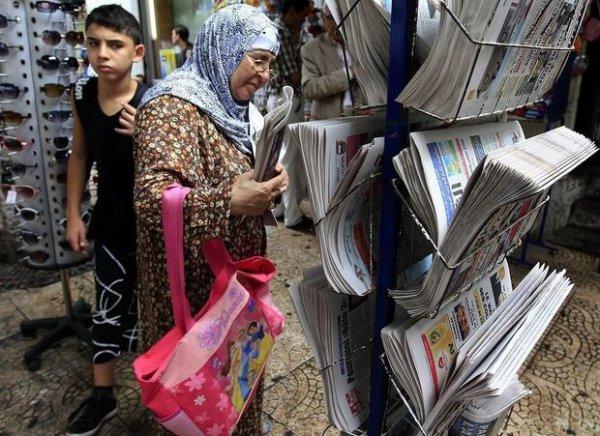 Vendeurs de journaux