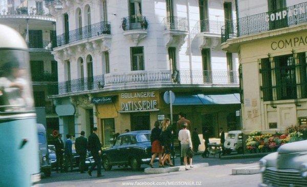 entrée la rue Meissonier