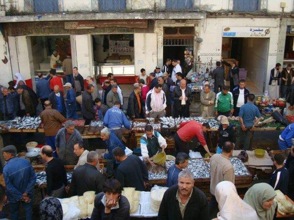 Poissonnerie du Marché de Bab-El-Oued