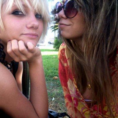 Coralie et Sophie, leurs rencontre