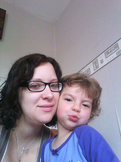 moi et ma princesse <3