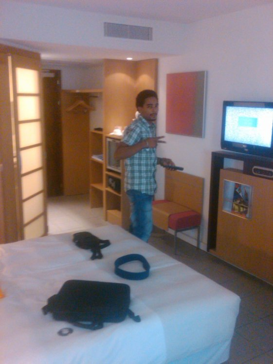 T-JY     GUYANA  TIME      AWOHHHH      A L HOTEL