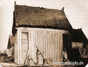 Ny karazana trano gasy ny trano malagasy for Maison traditionnelle malgache