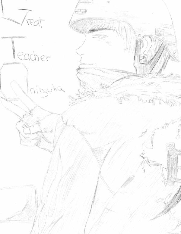 Eikichi Onizuka (GTO)