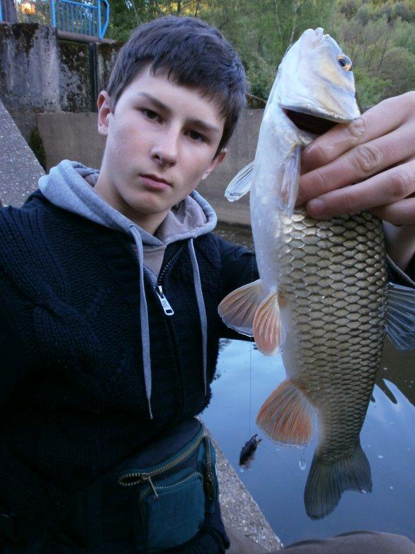 rerebelote,bref je suis accro à cette pêche!