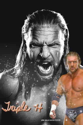 Triple H; (HHH).