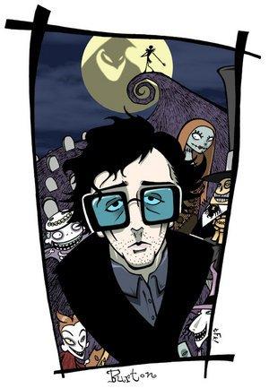 Tim Burton♥