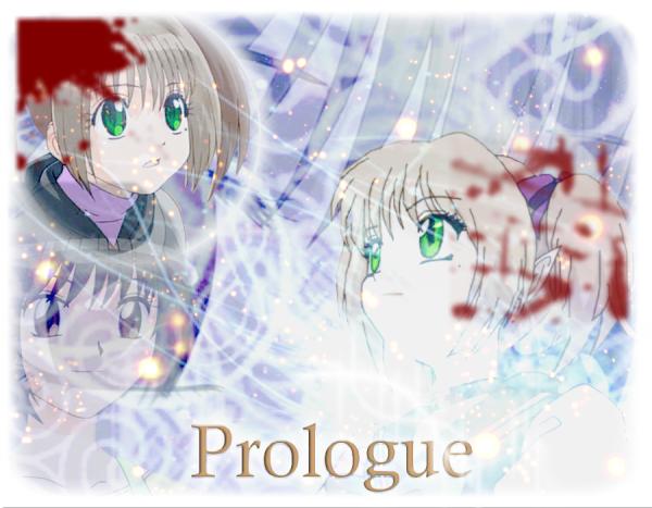 ___ ~ __ TOME 1 -   ₪_ PROLOGUE _ ₪ - -   « Les souvenirs d'une enfant perdue dans l'avenir... » -