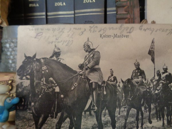 Kaiser- Manöver 1912
