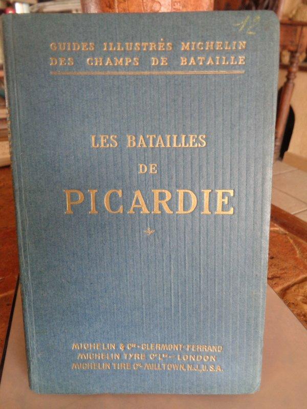 Un peu de lecture de 1919/1920