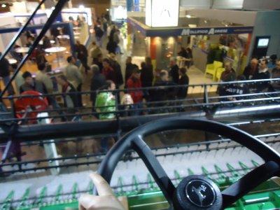 quelques photos du sima 2011