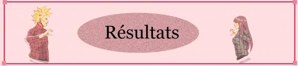 Résultats concours 01