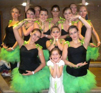 Concours de danse 4 février 2012