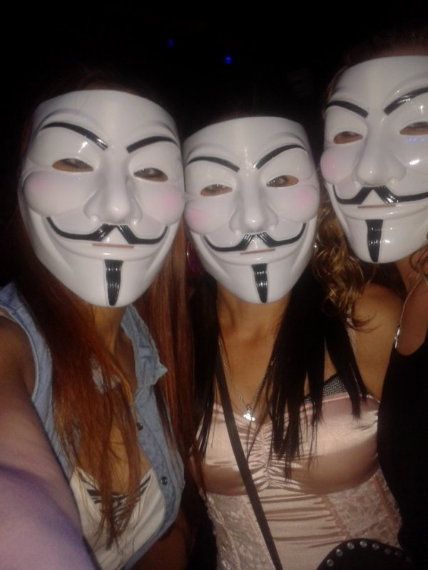 pulse cafee.. soiree anonymouse