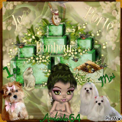 Cadeau reçue de Andaska6487