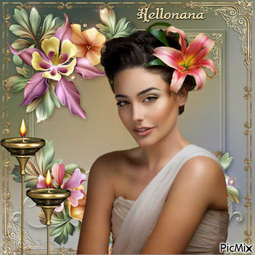 Cadeau reçue d'Hellonana