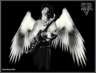 L'ange Stevie Ray V