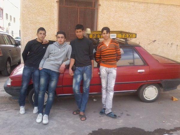 marsaoui & anas & zouhir & med