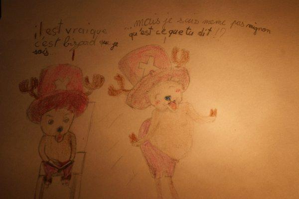 question de laauura-chan et monkey-D-liz