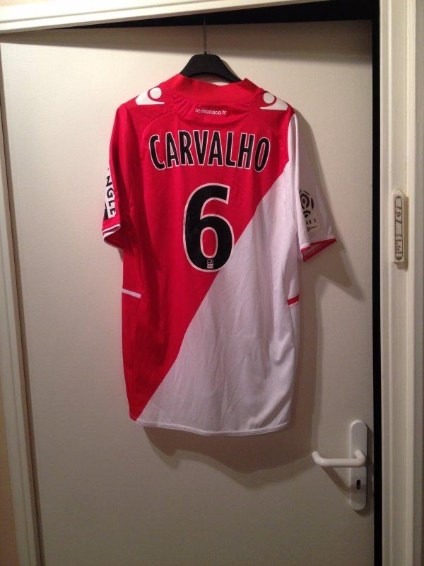 Maillot porté par Carvalho