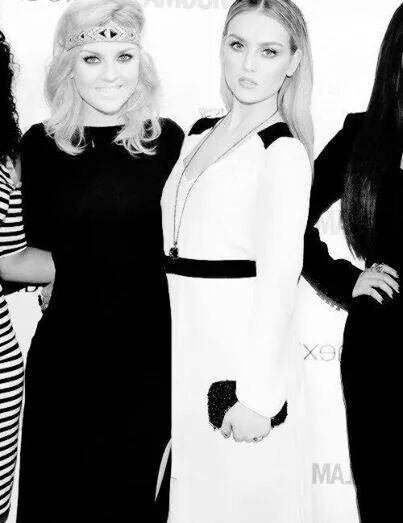 Perrie Edwards. Glamour Awards 2012/2014
