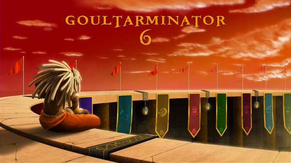 Goultarminator,Ban et Mangas!