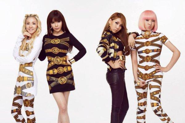 La K-pop mon monde!