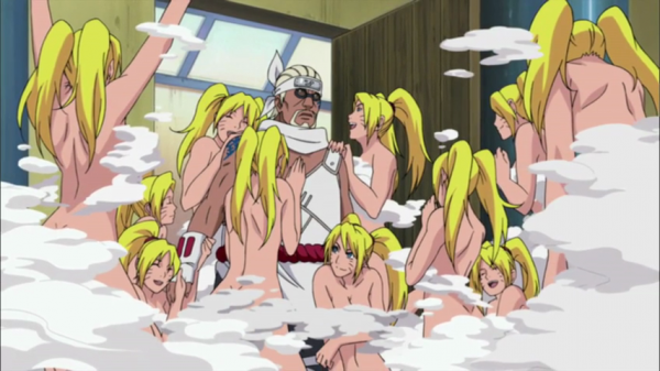 Le Manga et ces types divers!