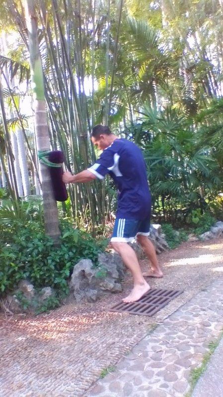 kung-fu master!!