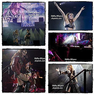 #04/06/2011 :(11.05.11) - JOCKEY CLUB A ASUNCION, PARAGUAY. Par manque de News de Notre Miley, Un petit Flash-Back <3