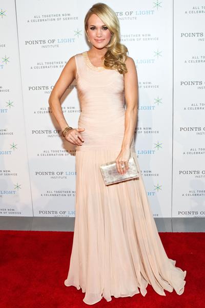 Carrie Underwood: à un évènement